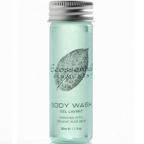 Ecossentials 30ml Body Wash Bottle