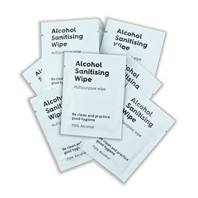 Sanitising Multipurpose Alcohol Wipe