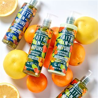 Faith in Nature Faith In Nature Shampoo, Grapefruit and Orange