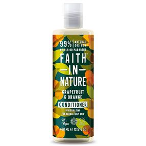 Faith In Nature Conditioner, Grapefruit and Orange
