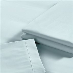 Duck Egg Blue Polycotton Bed Linen