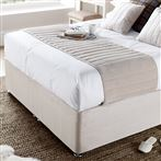 Bed Base Wrap Linen
