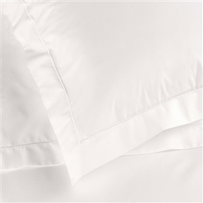 Ivory Percale One Oxford Pillowcase