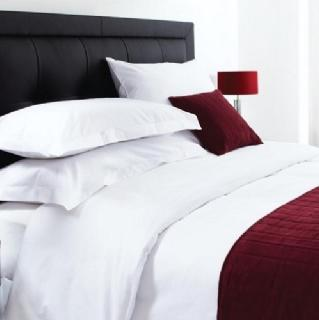 200 Thread Count Egyptian Cotton Bed Linen White