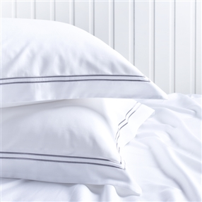 300 Thread Count Corded Oxford Pillowcases
