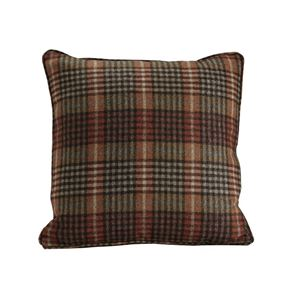 Catriona Filled Cushion Bertie Check