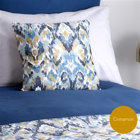 Kensington Filled Cushion Pacific 43 x 43cm