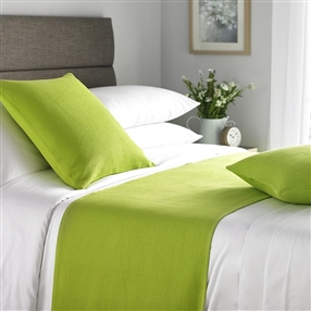 Simay Textiles Ashley Cushion Lime