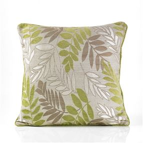 Fern Cushion Green