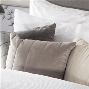 Belledorm Verona Cushion Charcoal