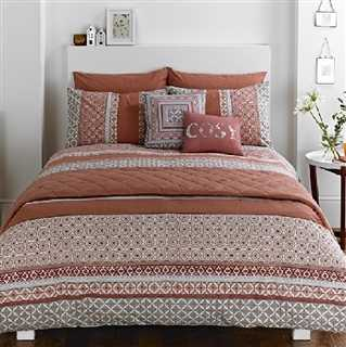 Kalisha Duvet Cover Set and Accessories