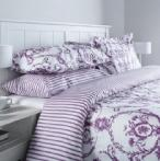 Elizabeth Duvet Covers, Pillowcases and Matching Curtains