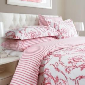 Elizabeth Antique Rose Duvet Covers
