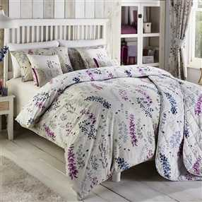 Haze Duvet Cover Set & Accessories Blue