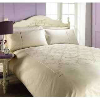 Lucy Duvet Cover Sets Ivory
