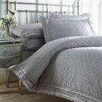 Balmoral Duvet Cover Set Grey