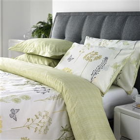 Botanique Duvet Cover Set and Accessories