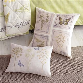 Botanique Cushions in Two Styles