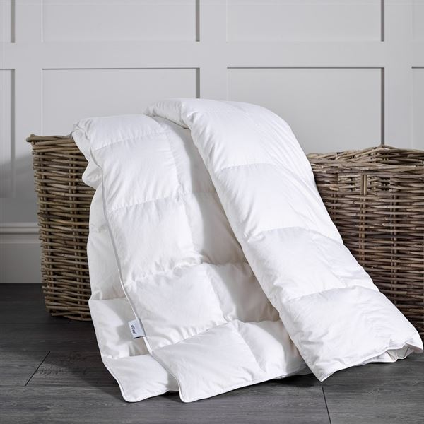 Dùsal Goose Feather & Down Duvet 10.5 Tog : duck feather quilt king size - Adamdwight.com