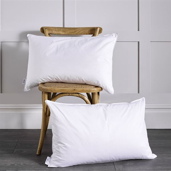 Dusal Wash and Bounce Pillow - Hotel Bedding