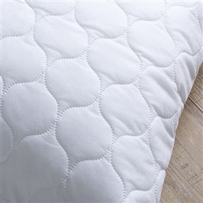 Water Repellent Quilted Pillow Protector