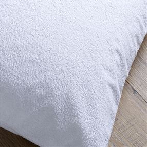 Terry Waterproof Pillow Protector with Zip - each