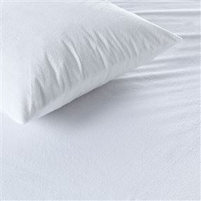 Waterproof Terry Towelling Pillow Protector with Envelope End
