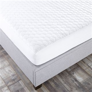 Water Repellent Quilted Mattress Protector