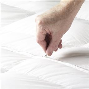 Dusal Comforel ECO Zip & Link Mattress Topper