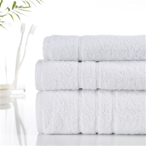 Hotel Towel 500g / White / Face Cloth