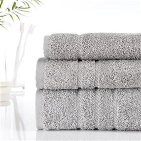 Hotel Towel 500g / Silver Grey / Face Cloth