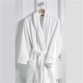 Velour Cotton Bathrobe