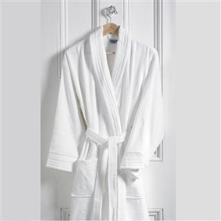 Velour Bathrobes and Spare Belt