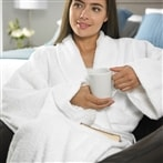 Eco Terry Bath Robe and Spare Belts