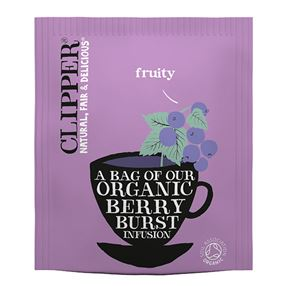 Clipper Organic Wild Berry Tea