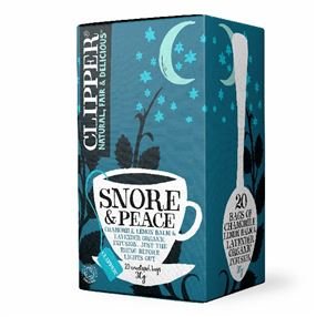 Clipper Clipper Organic Snore & Peace Tea