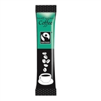 Fairtrade Decaffeinated Freeze Dried Coffee Sticks