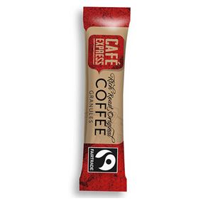 Cafe Express Freeze Dried Coffee Sticks Pack of 50