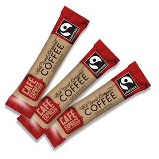 Café Express Cafe Express Freeze Dried Coffee Sticks