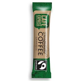 Cafe Express Freeze Dried Decaff Coffee Sticks Pack of 50