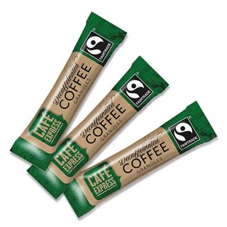 Café Express Cafe Express Freeze Dried Decaff Coffee Sticks