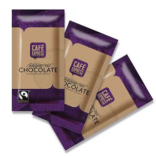 Café Express Cafe Express Hot Chocolate 28g Sachets