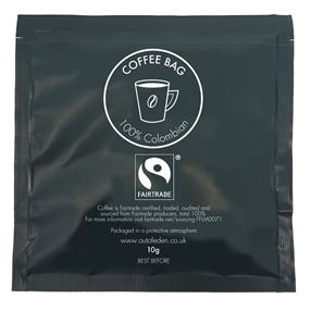 Fairtrade Colombian Coffee Bag
