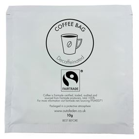 Fairtrade Decaff Coffee Bag