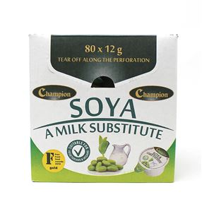 Champion Soya Milk Portions 12ml