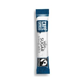 Cafe Express White Sugar Sticks