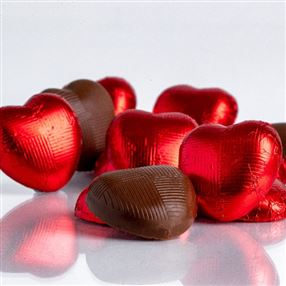 Heart Shaped Guest Chocolates