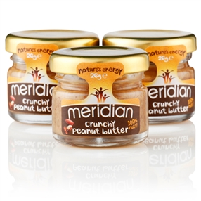 Meridian Peanut Butter 26g Mini Jar