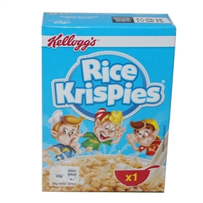 Kellogg's Rice Krispies Portion Packs