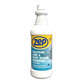 ZEP Calcium Lime & Rust Stain Remover 1ltr